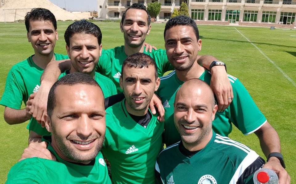 حكم مغربي لمواجهة الإسماعيلي والاتحاد الاسكندري في البطولة العربية