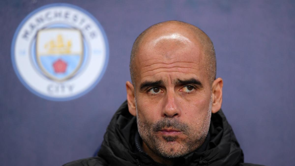 جوارديولا ينتقد الاتحاد الإنجليزي بسبب إصابة راشفورد وكين