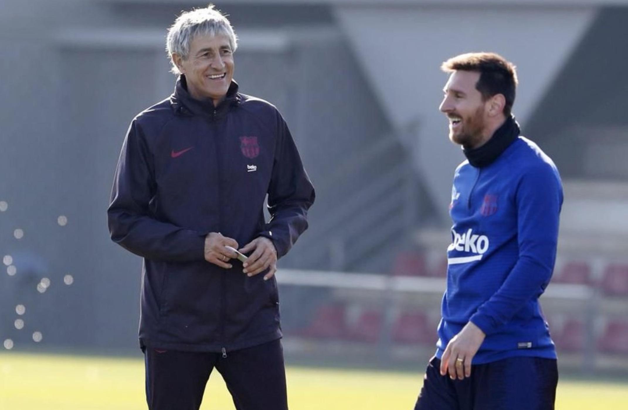 كيكي سيتين: لاعبو برشلونة فاجأوني وكل واحد له نصيب في الرسمية