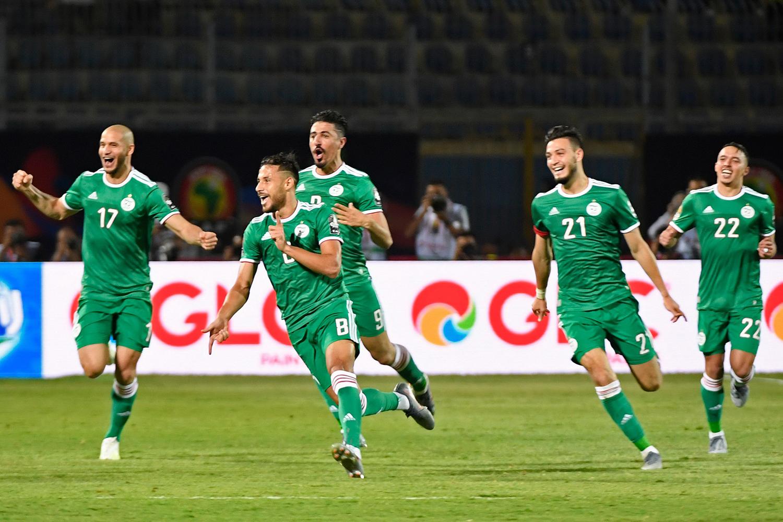 الجزائر صاحبة لقب أفضل منتخب في 2019