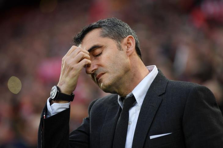 رسمياً: برشلونة يفُك ارتباطه بفالفيردي و يتعاقد مع خليفته لموسمين و نصف