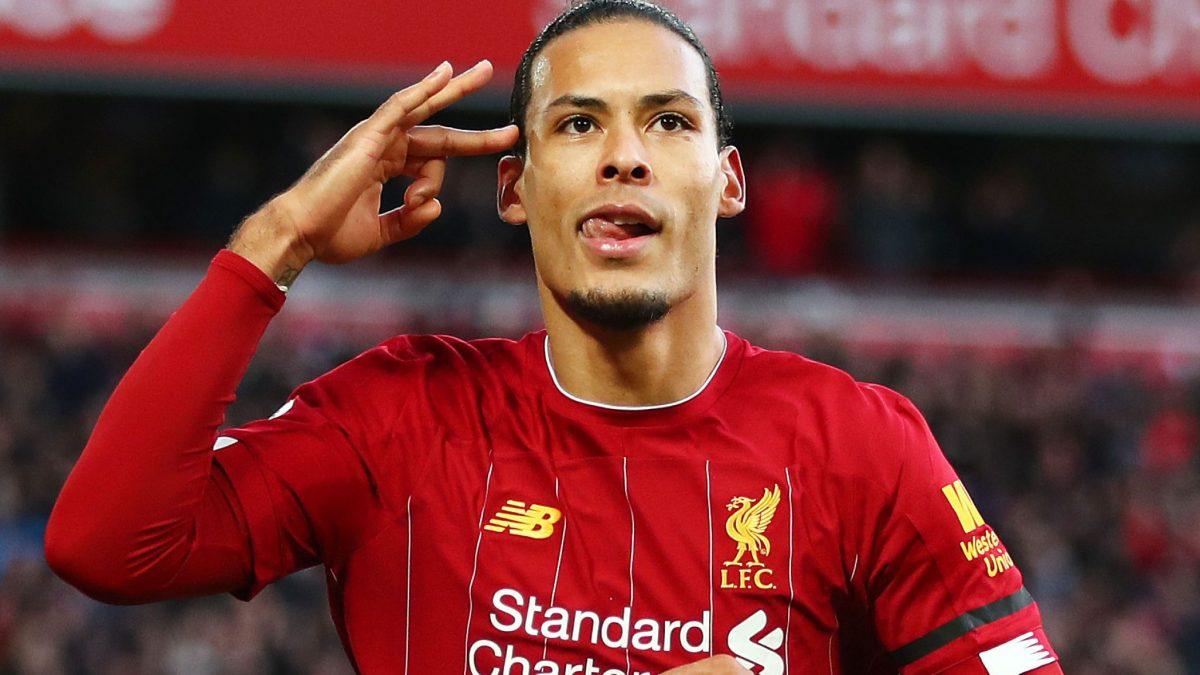 فان دايك يؤكد أن كل ما قدمه ليفربول لا يعني أي شيء بعد