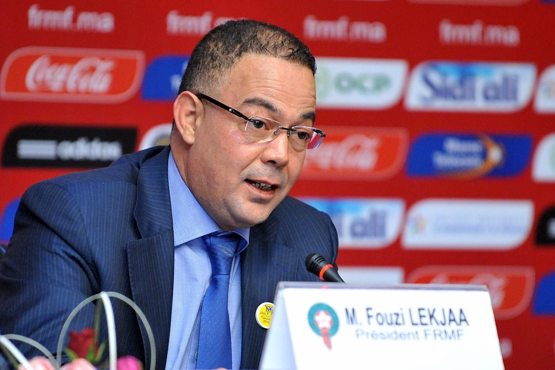 رابطة المدربين المغاربة تضغط على لقجع لالغاء قانون المدرب