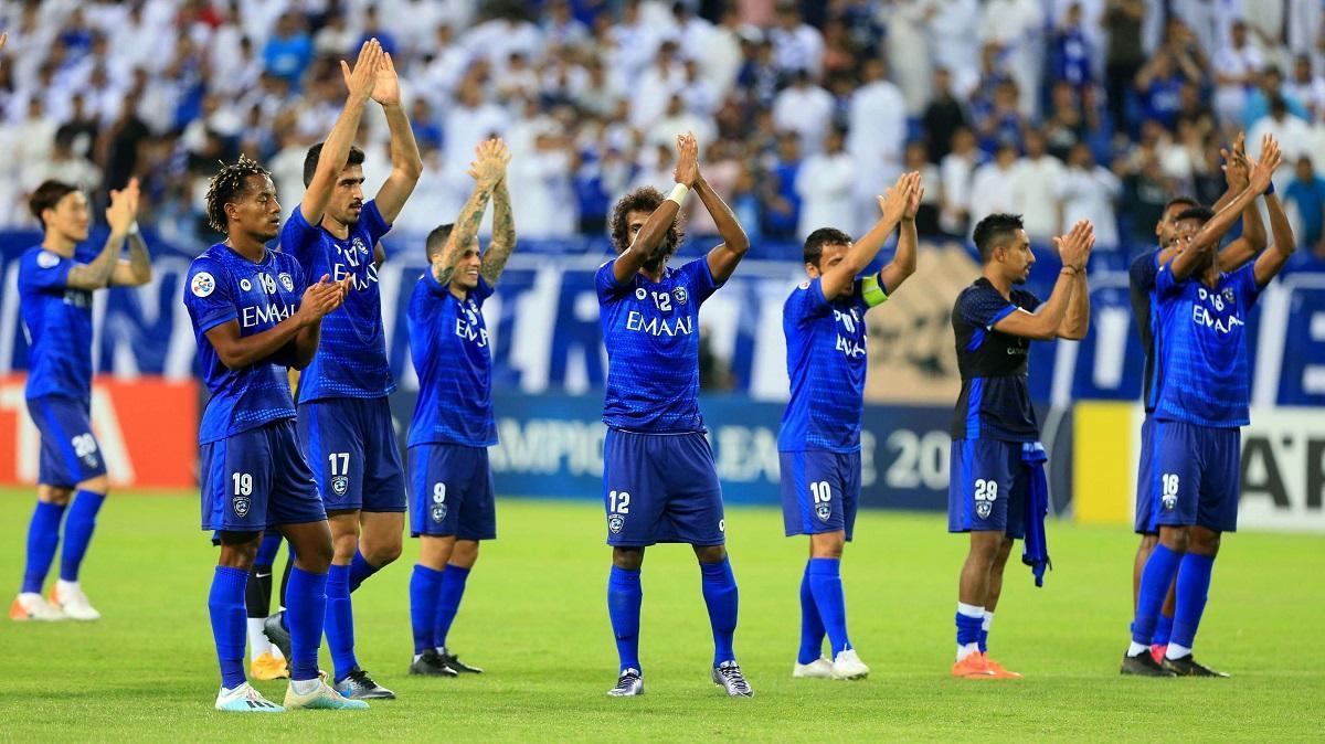 الهلال محروم من 7 لاعبين أمام الوحدة للإصابة