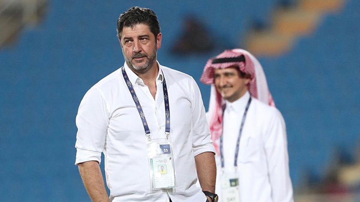 فيتوريا يعترف بأنه كان محظوظًا بالعمل مع النصر والتواجد في السعودية
