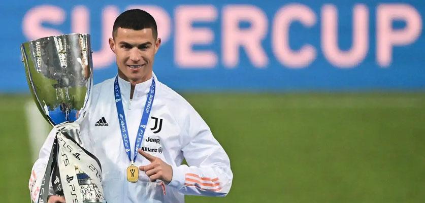 رونالدو أفضل هداف في تاريخ كرة القدم بعد تسجيله 760 هدفاً
