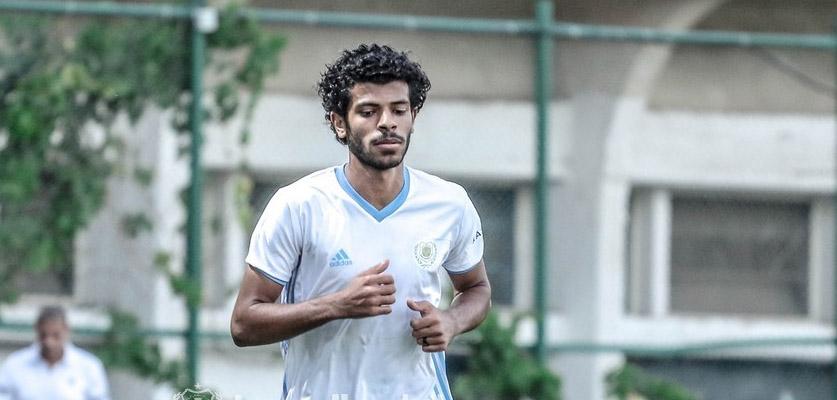 وعكة صحية تقود لاعب الإسماعيلي المصري لمستشفى مراكش
