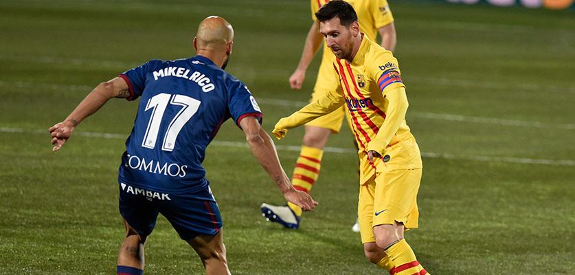 """بارزة أحداث هذا الأسبوع في الدوري الإسباني """"لا ليغا"""""""