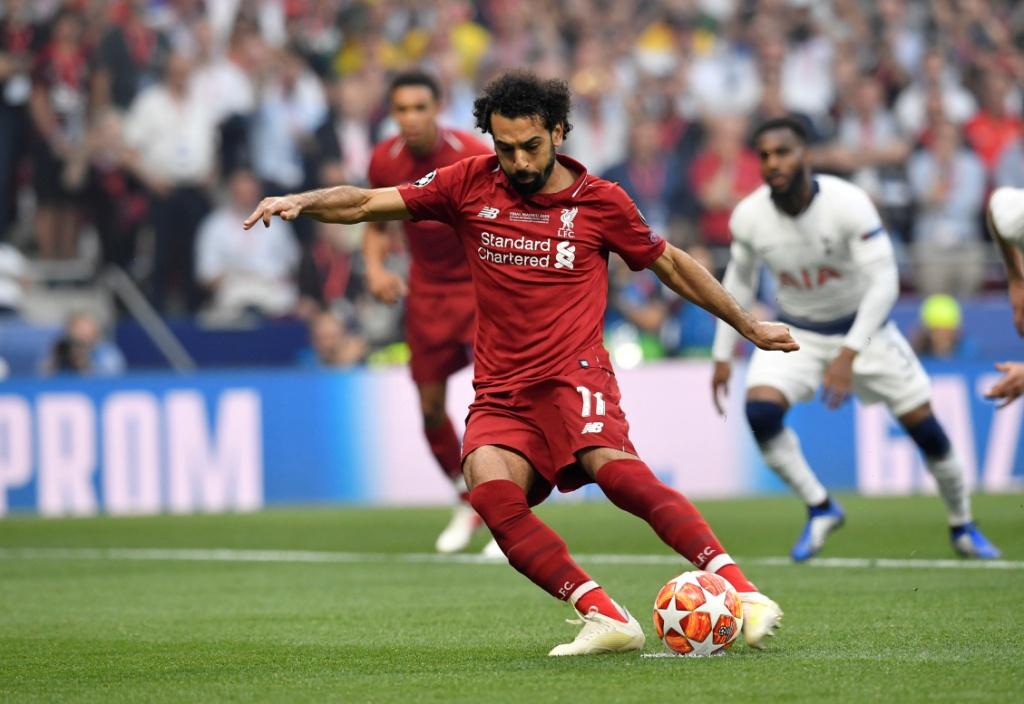 ريال مدريد لازال يتربص بالنجم المصري محمد صلاح