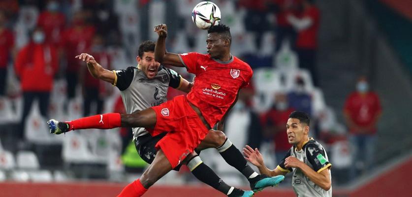 الأهلي المصري يحجز مكانا في نصف نهائي كأس العالم للأندية