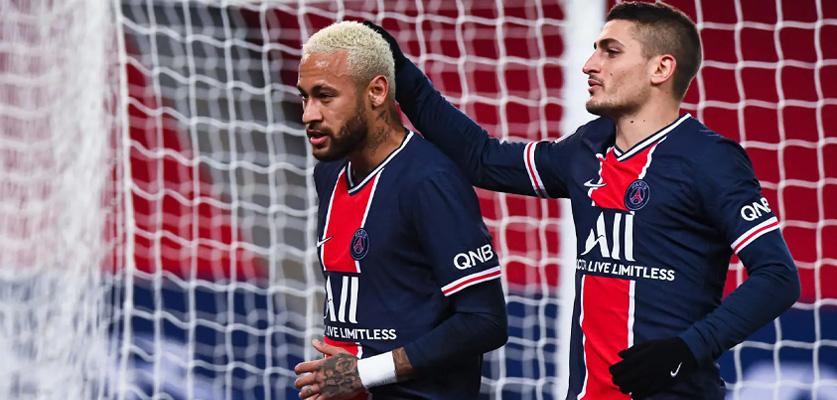أسباب سقوط PSG أمام موناكو في الدوري الفرنسي