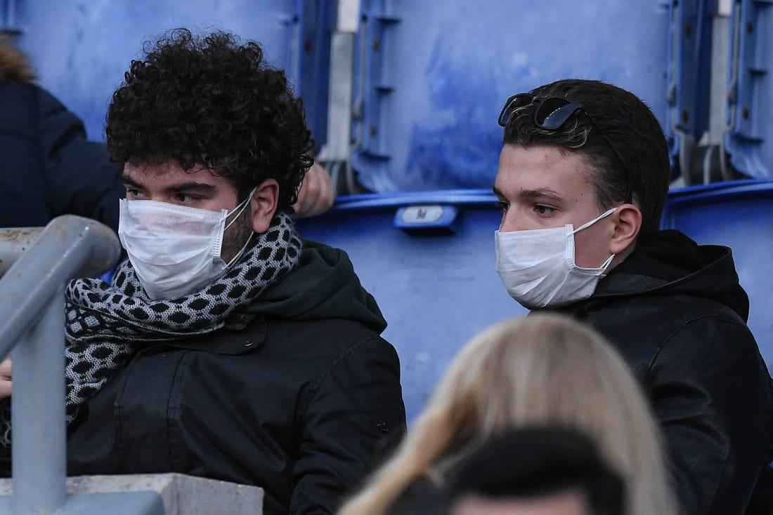 تعرف على أكثر الفرق الأوروبية المصابة بفيروس كورونا