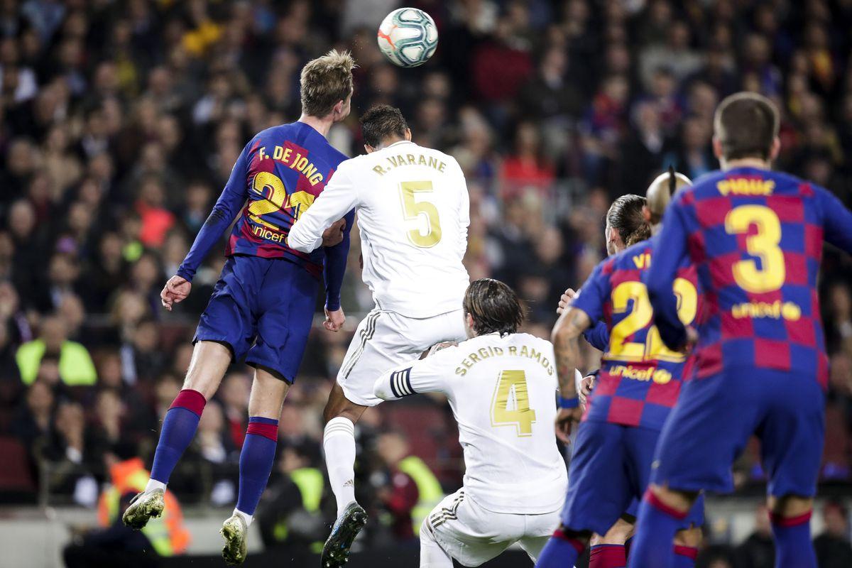 رابطة الليجا أمام 3 سيناريوهات لاستئناف الدوري الإسباني