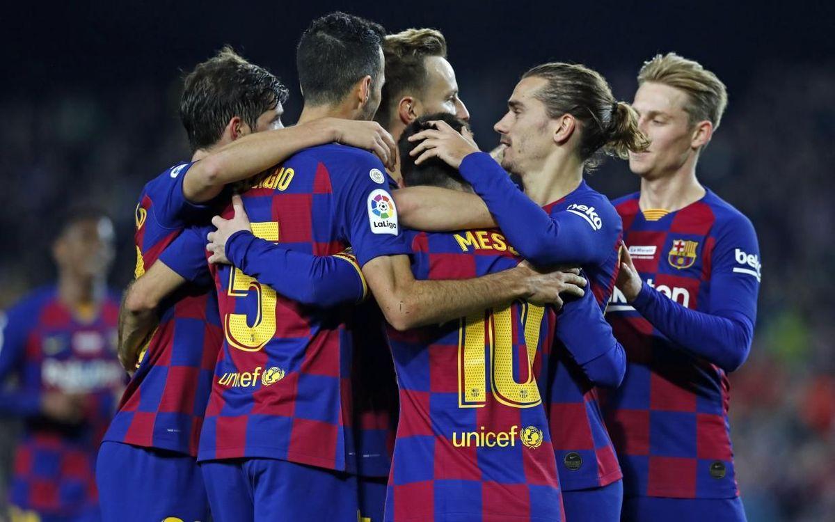 ميسي يعلنها رسميا: لاعبو برشلونة سيخفضون 70% من أجورهم