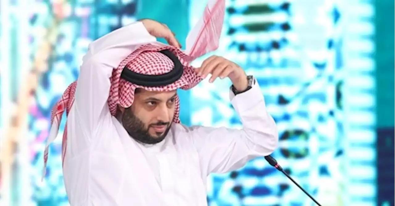 تركي آل الشيخ يقرر متابعة نجم الزمالك السابق قانونيًا