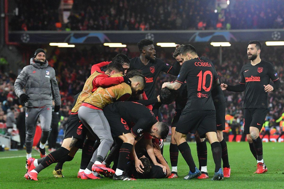 أتليتيكو مدريد يسير على خطى برشلونة و يتخذ قرارا صعبا بشأن لاعبيه