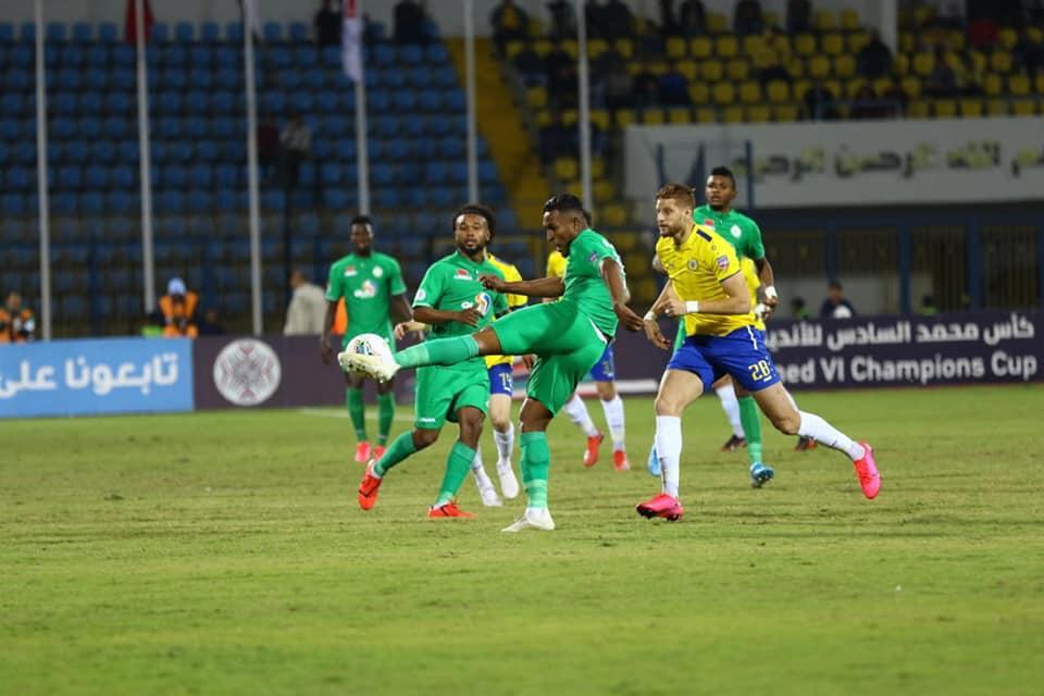 هل يؤجل نصف نهائي البطولة العربية بسبب فيروس كورونا ؟