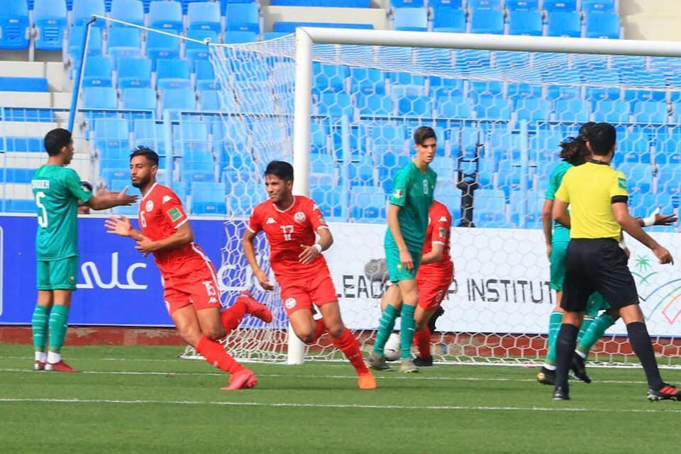 المنتخب المغربي يغادر كأس العرب للشباب على يد منتخب تونس