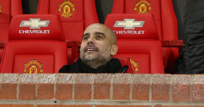 """غوارديولا: """"الان نفكر في مانشستر يونايتد فقط"""""""