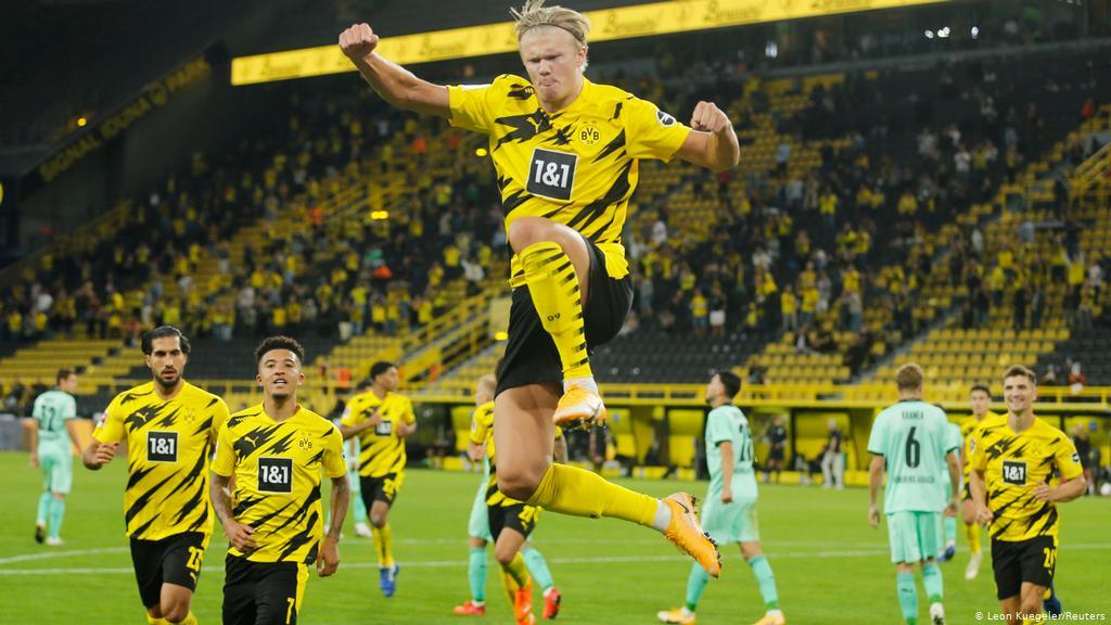 دورتموند أول المتأهلين لنصف نهائي كأس ألمانيا بعد فوزه على مونشنغلادباخ