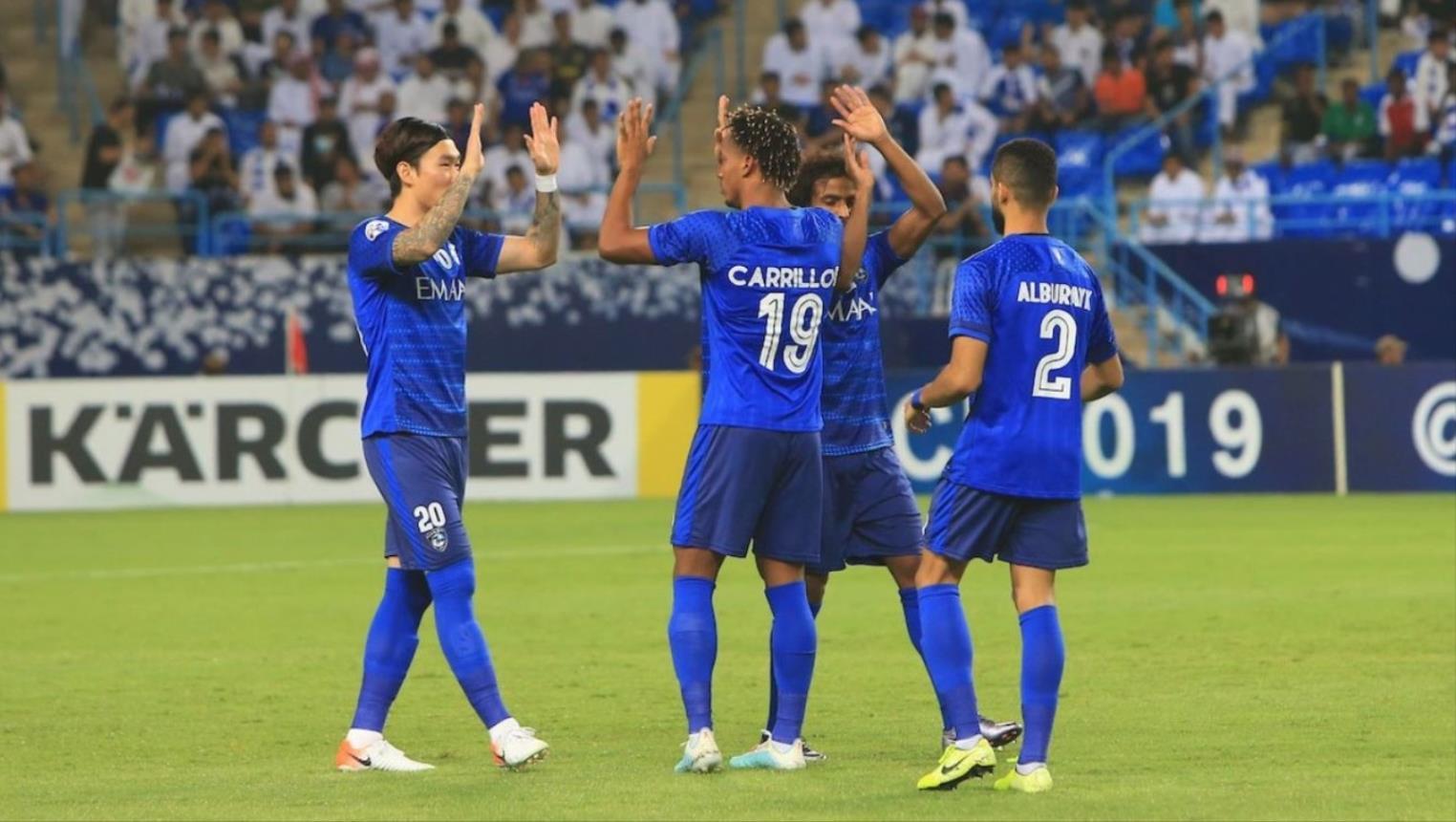 الهلال يضحد قرار منع اللاعبين من الظهور في السوشيال ميديا