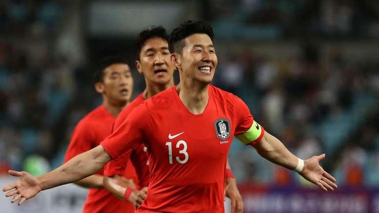 توتنهام يعلن استدعاء سون لأداء الخدمة العسكرية في كوريا الجنوبية