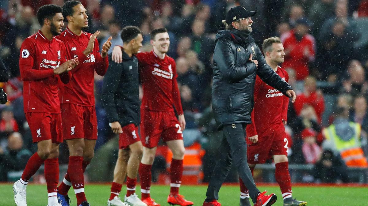 كلوب: ليفربول قادر على تقديم الأفضل و لا يجب فرض استئناف الدوري