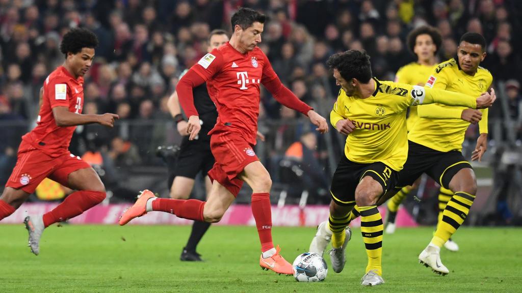 الدوري الالماني: إمكانية استئناف اللعب بدون جمهور قريباً