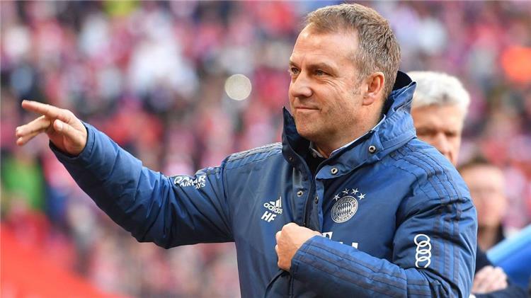 بايرن ميونيخ يمدّد عقد مدربه هانزي فليك حتى 2023