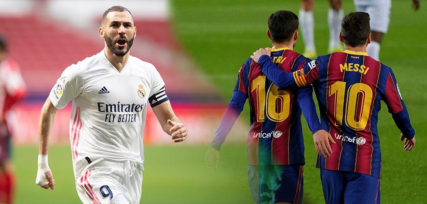 """ريال مدريد و برشلونة من يحسم """"الكلاسيكو"""" الإسباني؟"""
