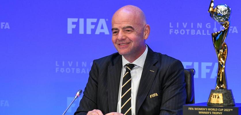 فيفا يحدد موعد سحب قرعة كأس العرب 2021