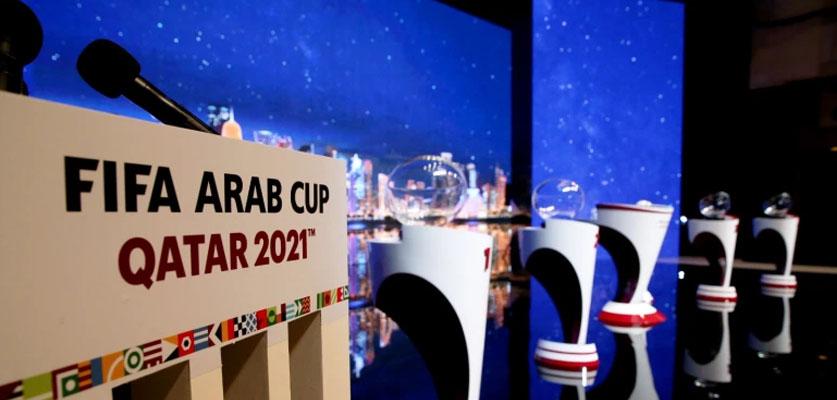 """مواجهات نارية بعد سحب قرعة كأس العرب """"قطر 22"""""""