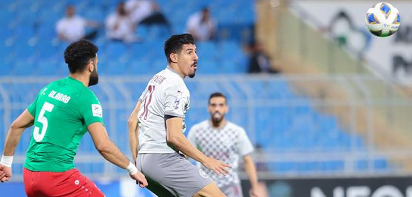 الوحدة الإماراتي يحقق الفوز على الريان القطري في منافسات أبطال أسيا