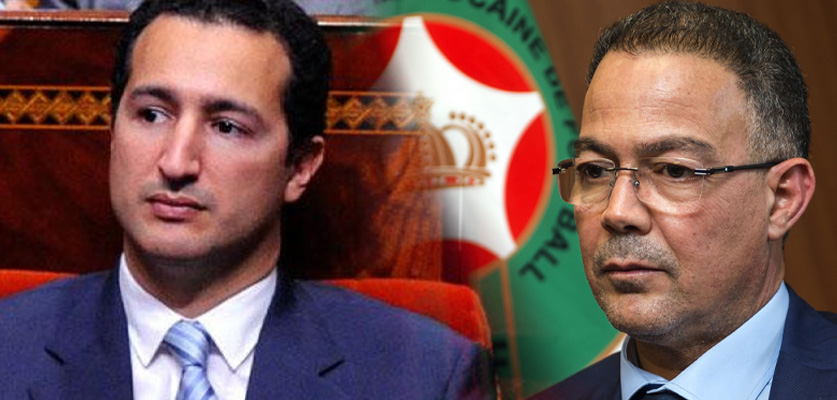 """فوزي لقجع أمام مجلس النواب المغربي: """"المغرب يعاني خصاصا كبيرا في الملاعب"""""""