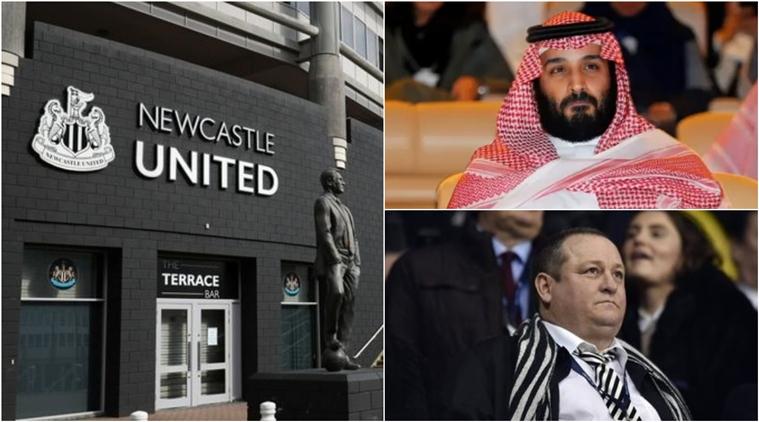 صفقة استحواذ السعودية على فريق نيوكاسل تحت تهديد القرصنة