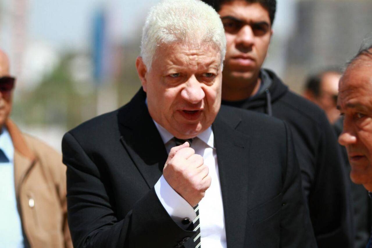 مرتضى منصور: لن نترك حق شيكابالا ولن نسمح بذلك حتى نهاية العمر