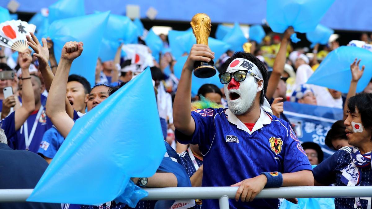 في اليابان..تطبيق يتيح للجماهير التفاعل مع المباريات