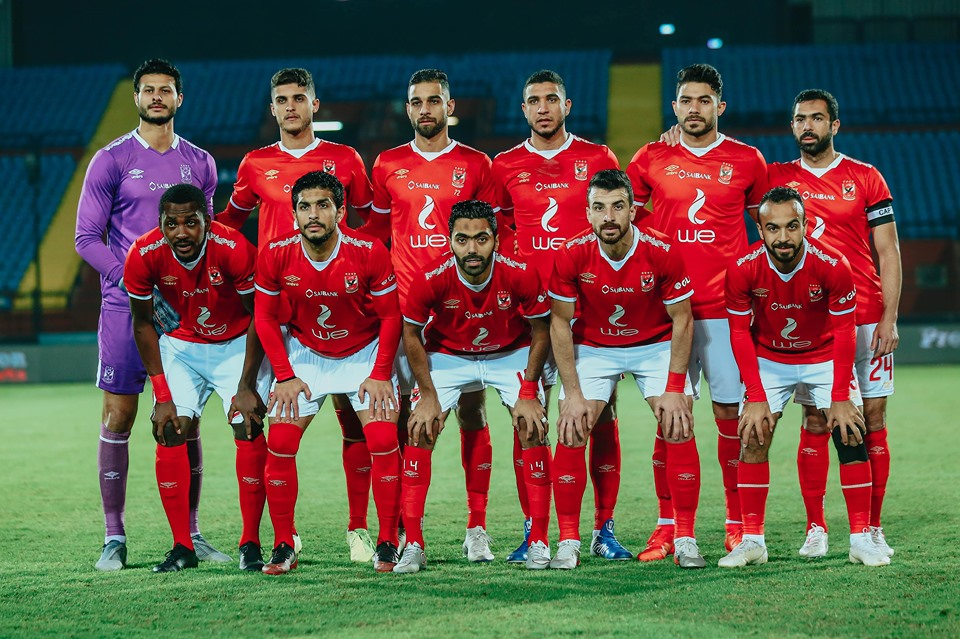 الأهلي يطالب باستكمال الدوري  المصري