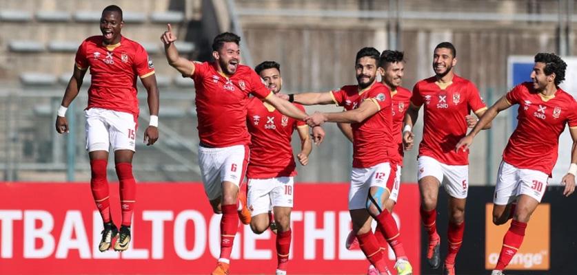الأهلي المصري يحسم تأهله لنصف نهائي أبطال إفريقيا على حساب صن داونز