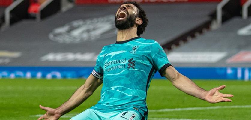 ليفربول يحقق فوزا ثمينا على مانشستر يونايتد في البريمرليغ