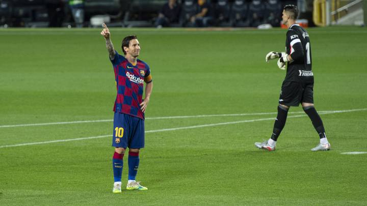 ماركا: ميسي سيجدد عقده مع برشلونة حتى 2023 بدون زيادة في الراتب