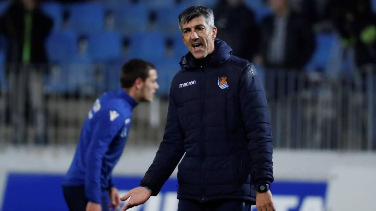 مدرب سوسيداد: هزيمتنا من ريال مدريد غير عادلة