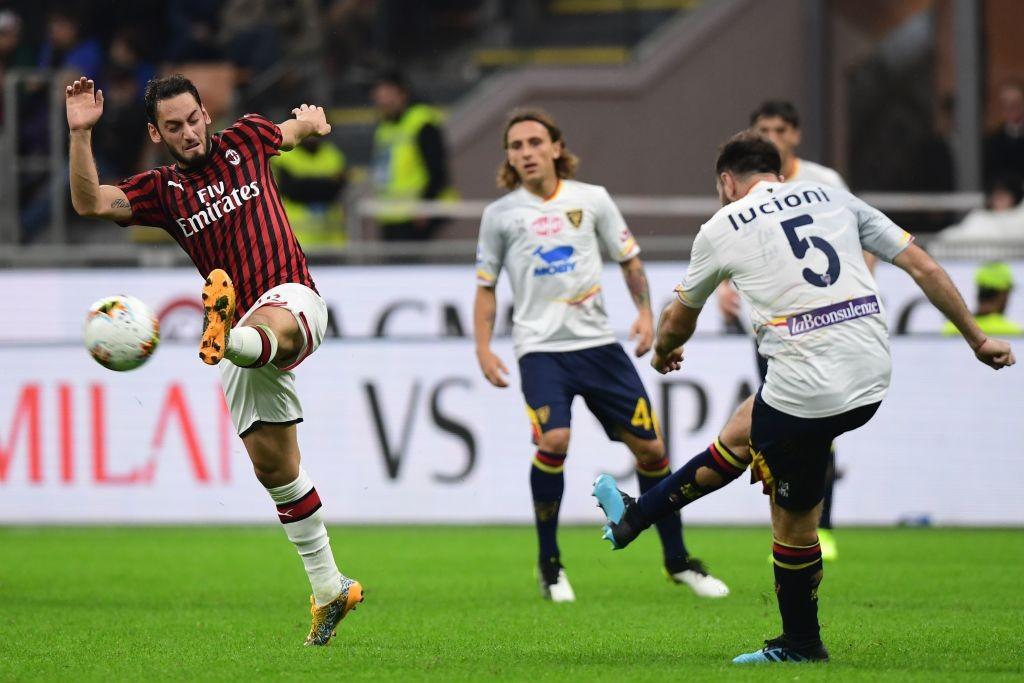 ميلان يضرب ليتشي برباعية في الدوري الإيطالي