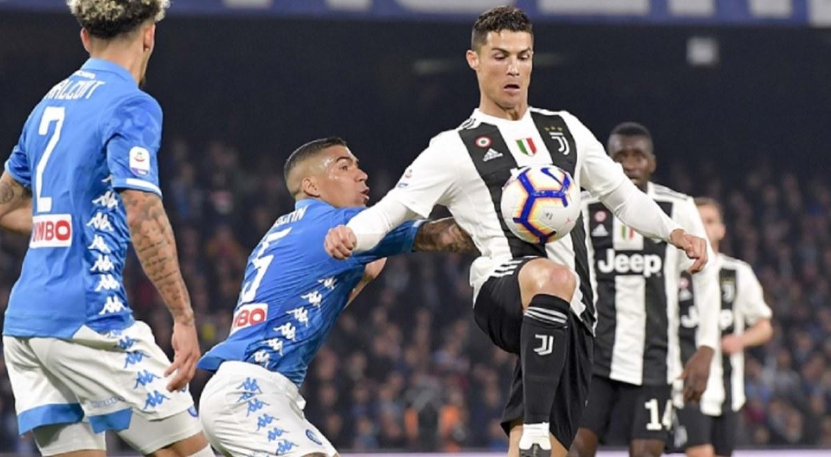 ساري يعلن قائمة يوفنتوس لمواجهة نابولي في نهائي كأس إيطاليا