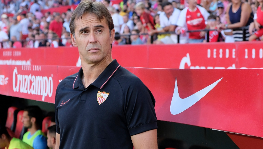 لوبيتيجي: برشلونة لم يقدم شيئًا.. وكنا نستحق الفوز