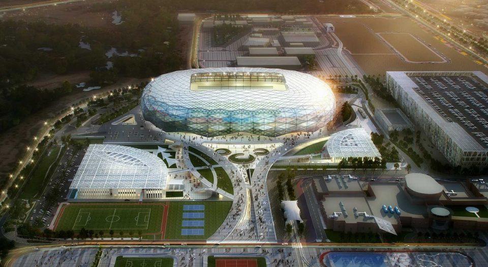 قطر تعلن جاهزية ملعب المدينة التعليمية لمونديال 2022
