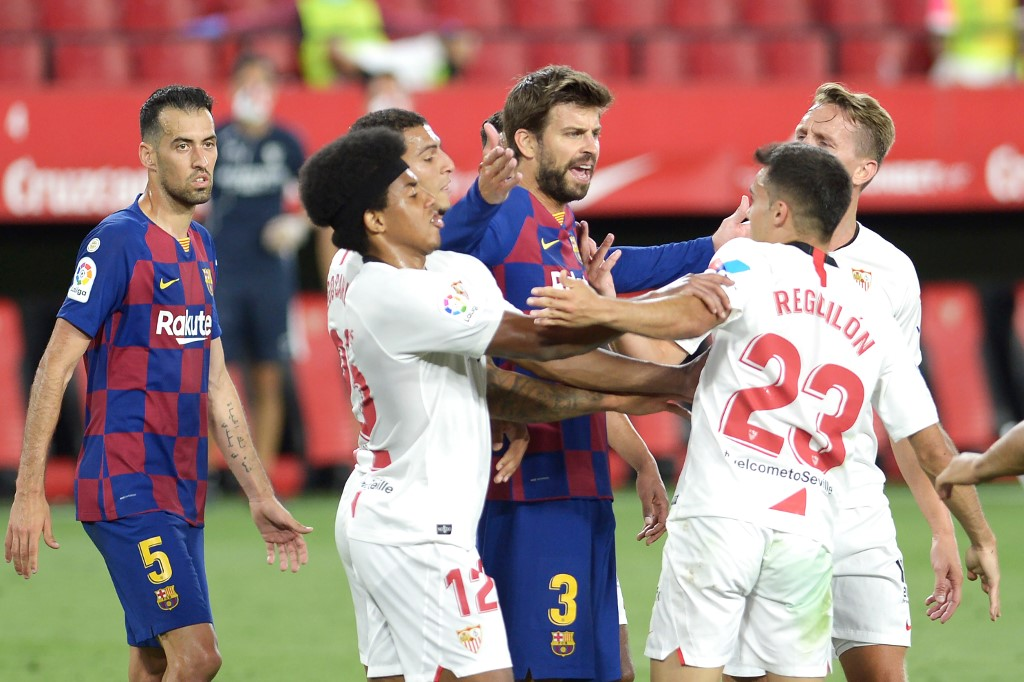 تصريحات بيكيه تحبط جماهير برشلونة وكيكي لا يوافقه الرأي