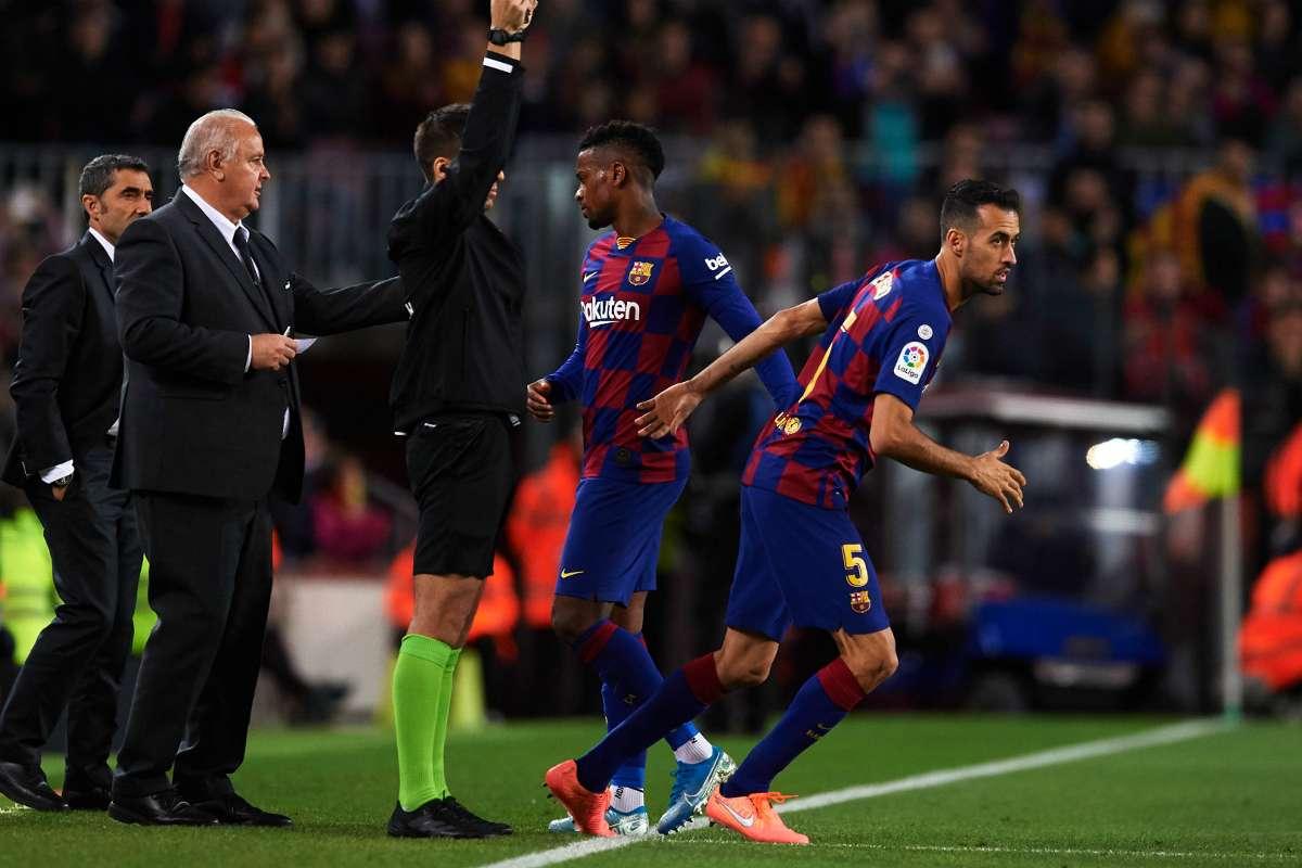 أسباب تراجع بايرن ميونخ عن ضم سيميدو من برشلونة
