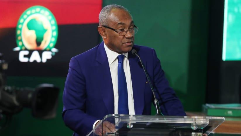 كاف يعلن خطته الإرشادية لاستئناف البطولات الإفريقية