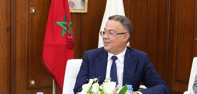فوزي لقجع يتقدم بطلب عضوية المكتب التنفيدي للاتحاد العربي